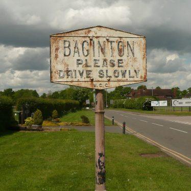 Baginton Signpost