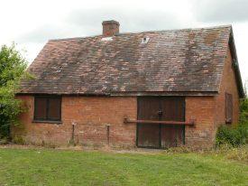 Smithy, Baginton   Image courtesy of William Arnold