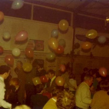 Party at the 2nd Warwick Sea Scout headquarters. | Image courtesy of the 2nd Warwick Sea Scout Group's archives.
