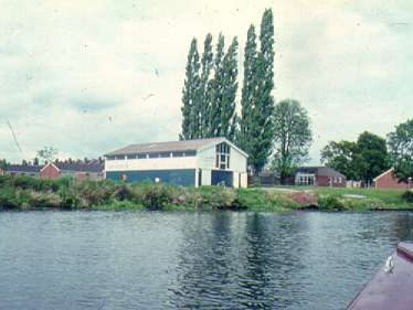 Warwick. 2nd Warwick Sea Scouts Headquarters