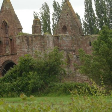Maxstoke Priory Inner Gatehouse