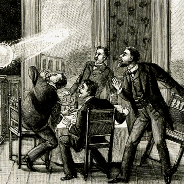 Ball Lightning at Watergall