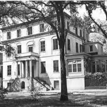 William Gordon House, now know as the Juliette Gordon Low Birthplace. Savannah. | Image supplied by Karen M. Schillings
