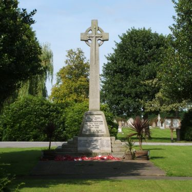 Atherstone Cemetery, Atherstone