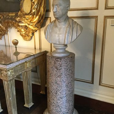 Scipio Africanus in the State Dining Room of Warwick Castle. | Image courtesy of Warwick Castle