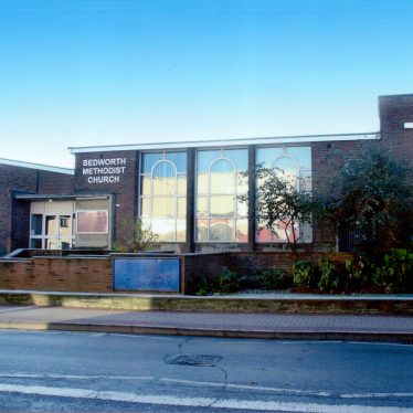 The new Bedworth Methodist Church in 2009. | Image supplied by Kath Allton