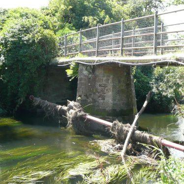 Post Medieval Footbridge N of Motslow Hill Cottages