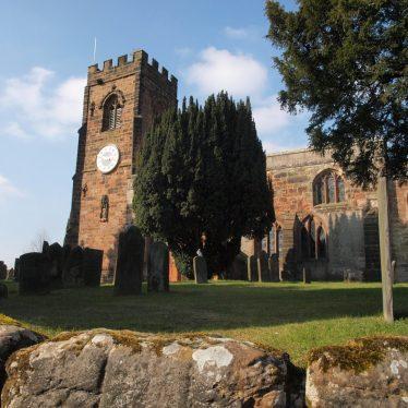 St John the Baptist, Middleton. | Image courtesy of Caroline Irwin