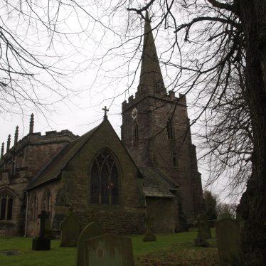 St Mary the Virgin, Lapworth. | Image courtesy of Caroline Irwin