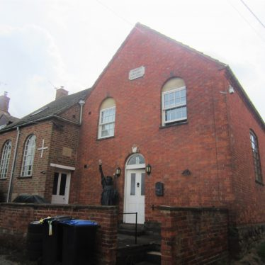 Wesleyan Chapel, Northend, Burton Dassett
