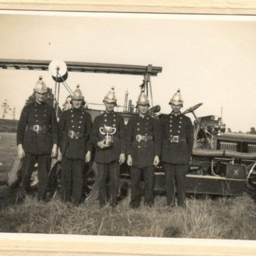 Wolston. Bluemels Fire Brigade
