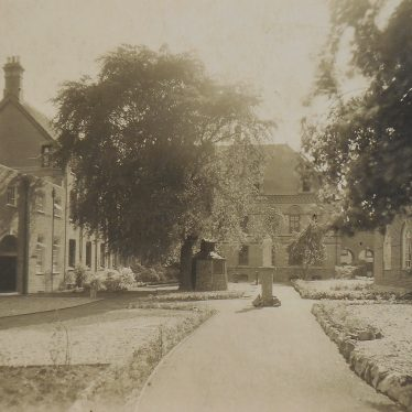 Our Lady's Convent, Southam. Away From Home in World War Two