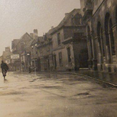 Witchcraft in Sheep Street, Stratford: Jane Ward