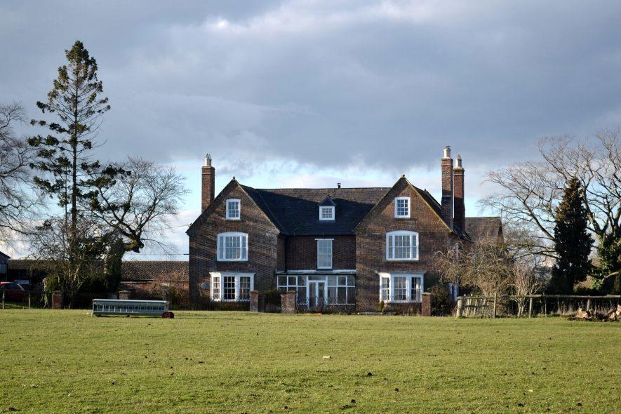Wolfhampcote Hall | Photo courtesy of Ian Robinson.