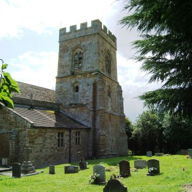 St Martin, Barcheston: A History to the mid 19th Century