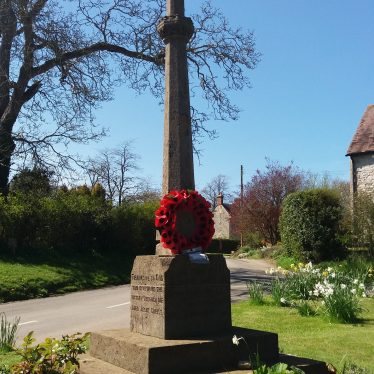 War Memorial, Pillerton Hersey