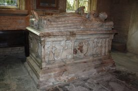 William Willington's tomb | Image © Hilary L Turner