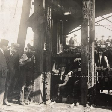 Exhall, nr Coventry. Mining Disaster