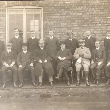 Exhall, nr Coventry. Colliery Directors