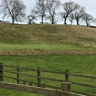 Reservoir 500m SE of Dinglewell Farm, 2017. | Image courtesy of Abooreyhan Hamidi