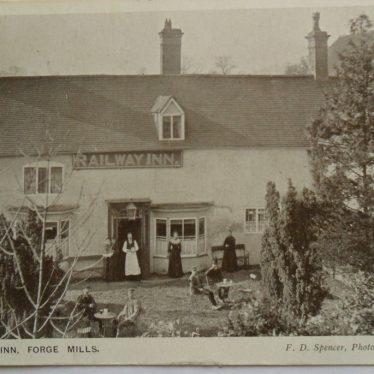 Railway Inn, Forge Mills, Coleshill