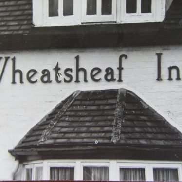 Coleshill. Wheatsheaf Inn, Cole End.