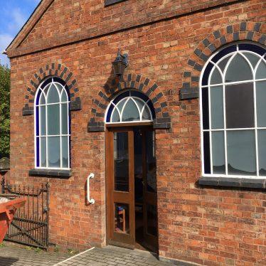 Baptist Chapel, Church Road, Shilton
