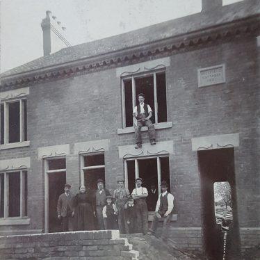 Hartshill. Grange Road