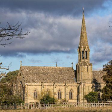 Church of St Leonard, Charlecote