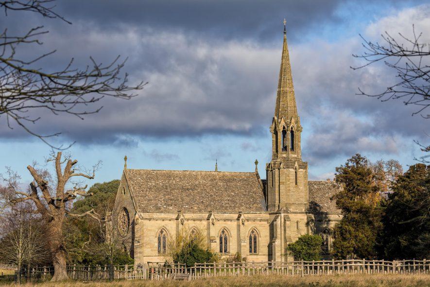 Church of St Leonard, Charlecote | Image courtesy of Stuart Andrews