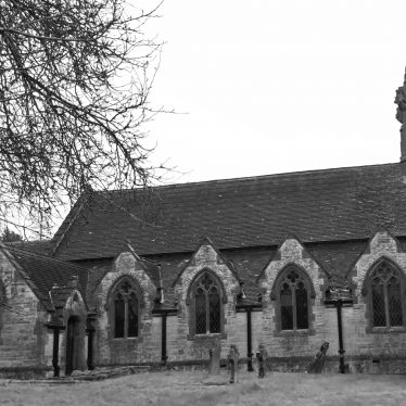 Church of St Mary and St Margaret, Combrook.