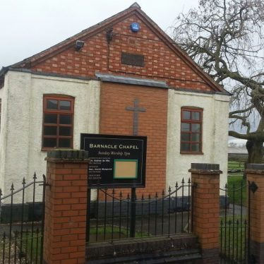 Methodist Chapel, Chapel Lane, Barnacle