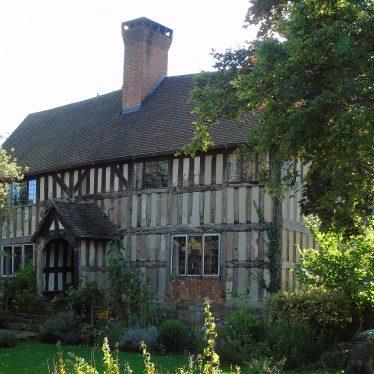 Bishop's Farm, Austrey