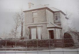 The Lodge, Radford Semele, c.1908 | Image supplied by Richard Neale