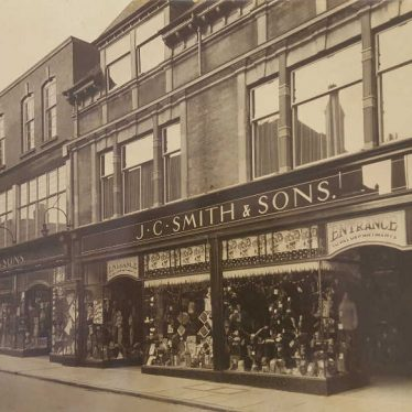 Nuneaton. J C Smiths Department Store