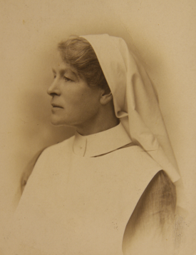Annie Saunders, 1916-1919. | Image courtesy of Ontario Archives, reference C 176-0-0-13