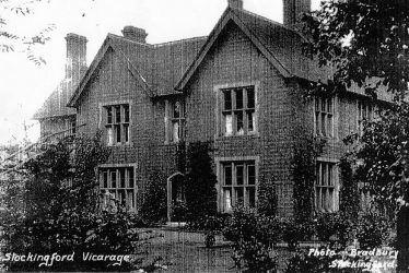Stockingford. St Paul's Vicarage