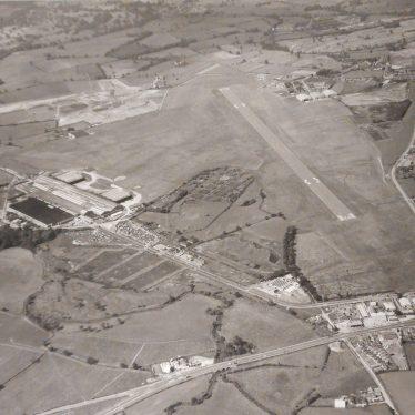 Working at Armstrong Whitworth Aircraft (AWA)