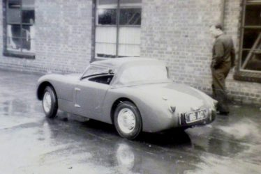 The Austin-Healey Sprite is 60