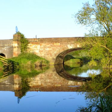 Fieldon Bridge, Atherstone.
