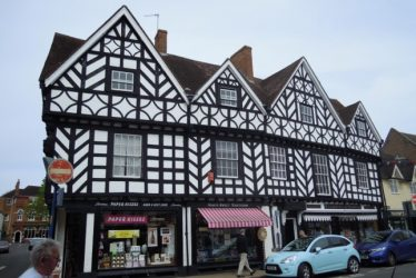"""23 + 25 Market Place, Warwick: """"A Fig for a Date Stone"""""""