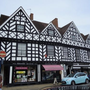 "23 + 25 Market Place, Warwick: ""A Fig for a Date Stone"""