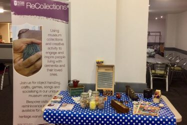 ReCollections at the Warwick District Dementia Network Launch