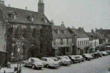 Coleshill. Church Hill