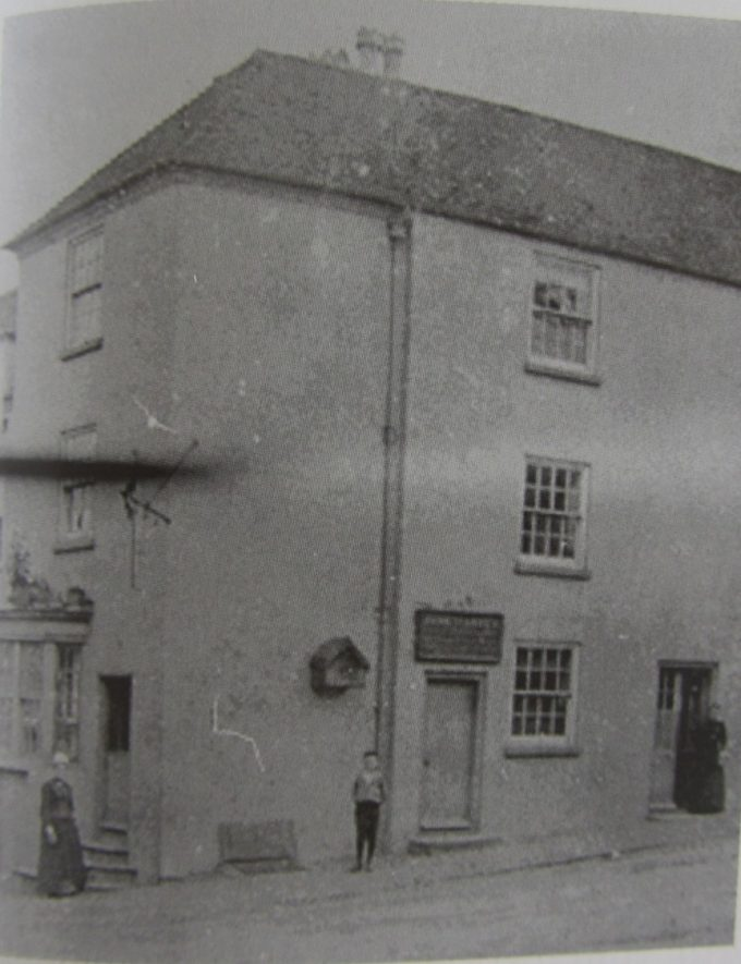 Star Inn, High Street, Coleshill | Image courtesy of the Rosie Mayer Collection