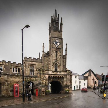 St Peter's Chapel and Eastgate, 2018. | Image courtesy of Sioux Gijzen
