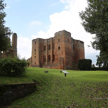 The Keep, Kenilworth Castle.