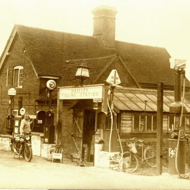 Growing up in a Warwickshire Filling Station: Expansion