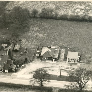 Growing up in a Warwickshire Filling Station: A Change and the End