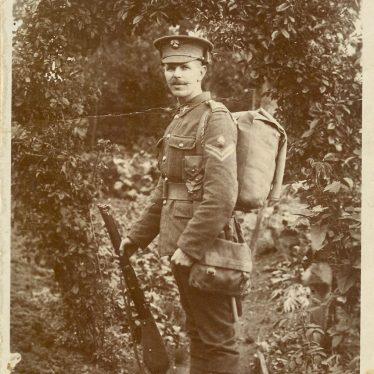 William Richard Gold of Haseley Hall Farm